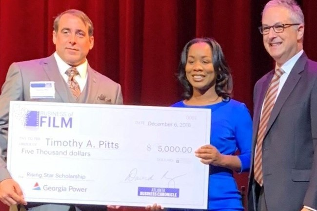 Business of Film Rising Star Student Scholarship