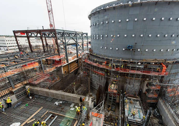 Georgia Power Gets Green Light to Finish Vogtle Reactors