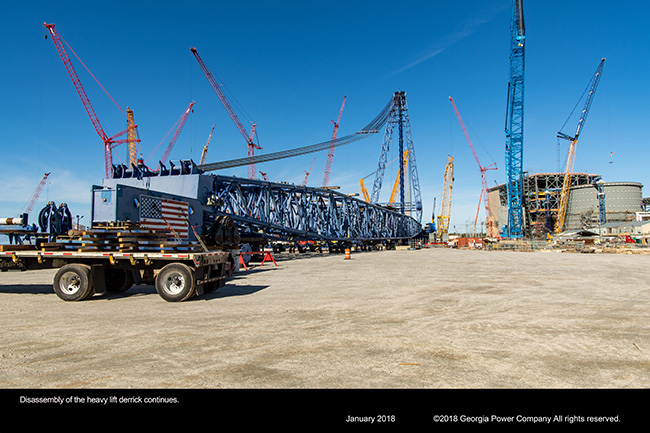 Vogtle 3 and 4 River Water Intake Structure