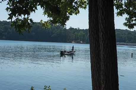 Central Georgia Lakes