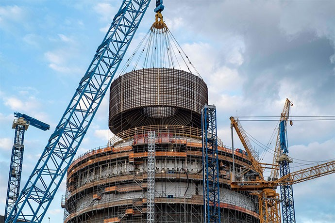 Final Module Placed for Vogtle Unit 3
