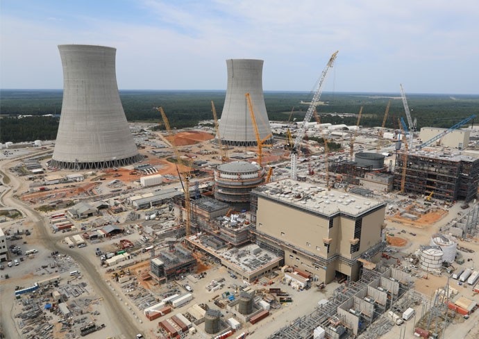 Georgia Power orders first fuel load for Vogtle Unit 3
