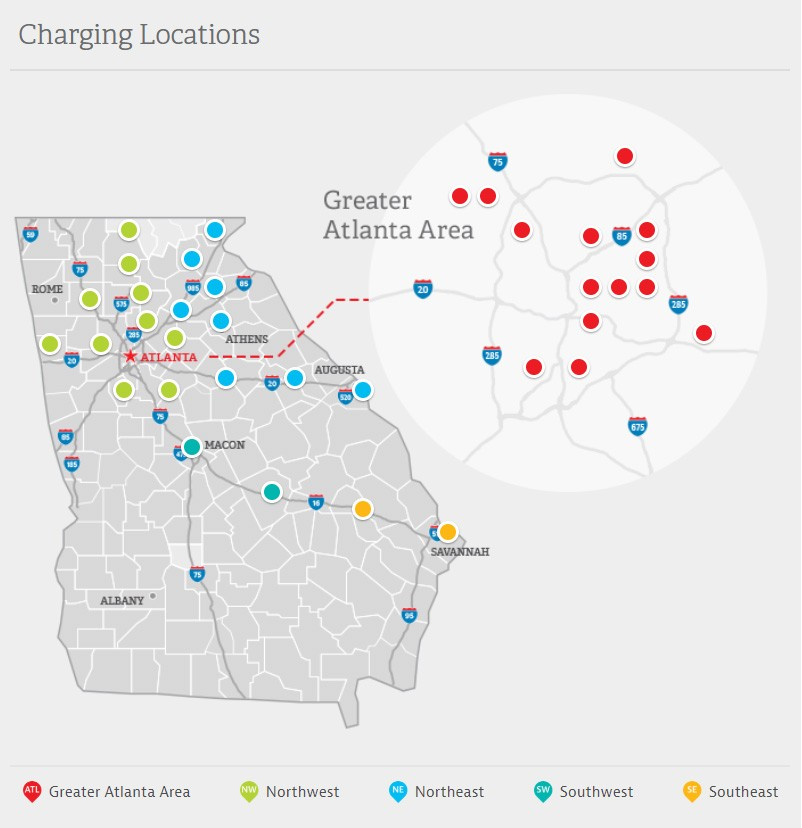 Georgia Power promotes electric transportation to meet customers'  changing needs