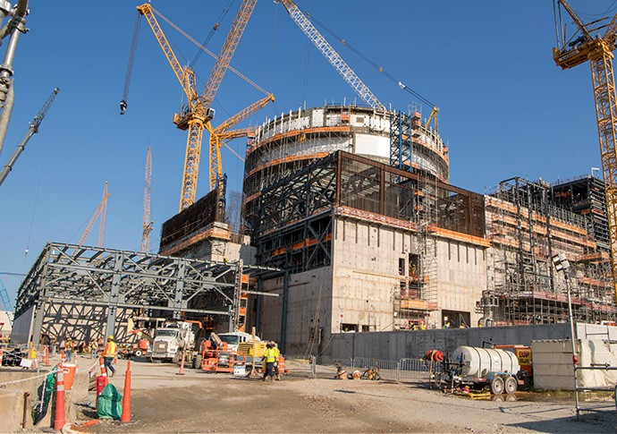 Georgia Power's Vogtle Unit 3 moves closer to operation as integrated flush begins