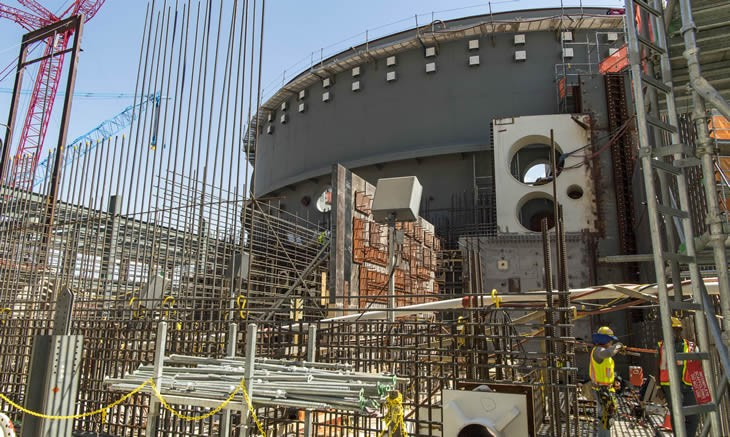 New Construction Milestones at Vogtle