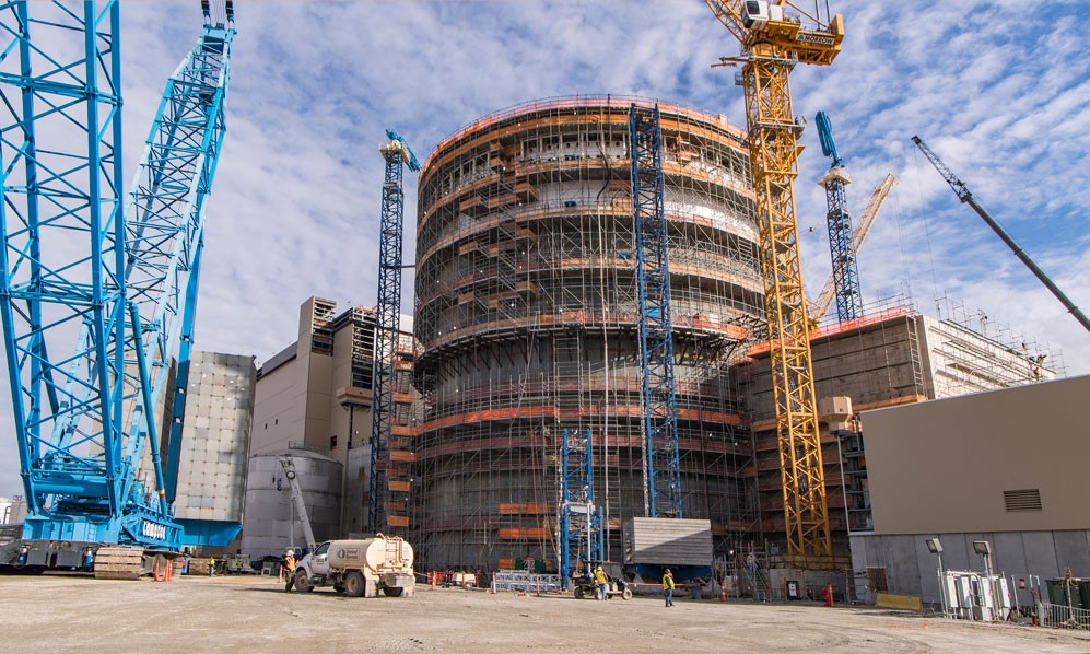 Vogtle Unit 3 Main Control Room Begins Operations