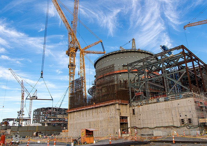 Significant progress has already been made on Plant Vogtle in 2019